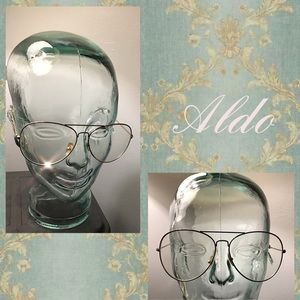 🆕Gold Wire Frame Glasses